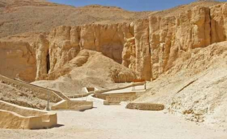 Valley of the Queens at Luxor