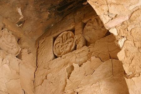ヨルダンの砂漠の城「カスルハラナ」