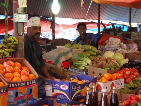 Al Mintarib Tuesday Market in Oman