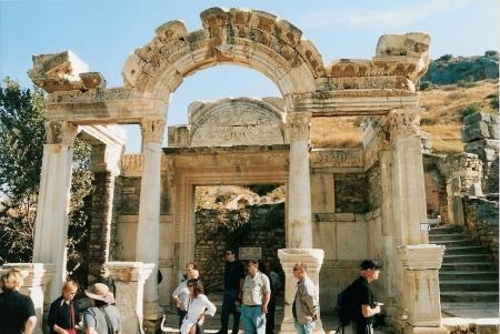 Templo de Adriano. Efeso