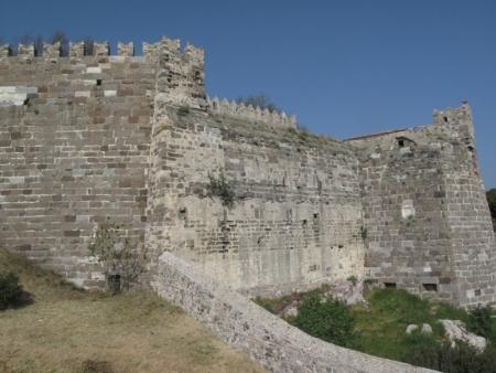 El castillo de San Pedro