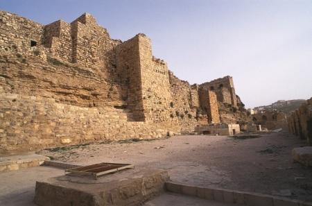 Château Croisé de Kerak