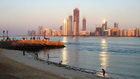 Clima di Abu Dhabi