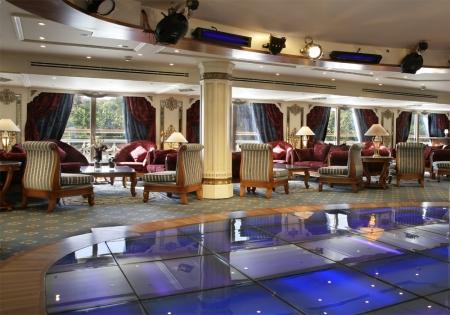 Sonesta St. George Nile Cruise Lounge