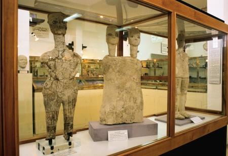 Archäologisches Museum in Amman