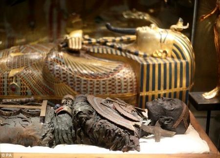 Peça do Museu Egípcio, Cairo