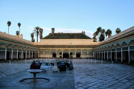 Palazzo della Bahia a Marrakech