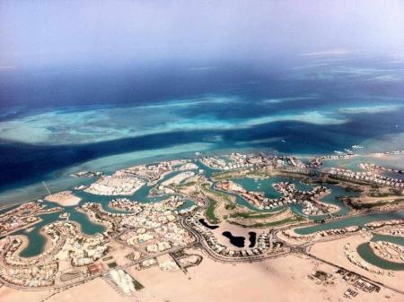 Hurghada vu du ciel