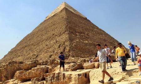 è sicuro andare in Egitto?