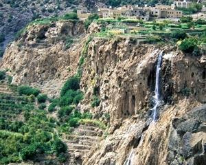 Jabal Al Akhdar (La montagne verte)