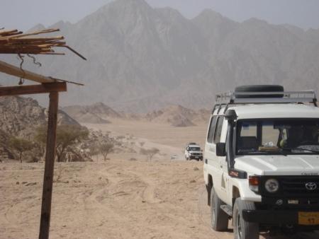 Jeep Safari Dahab