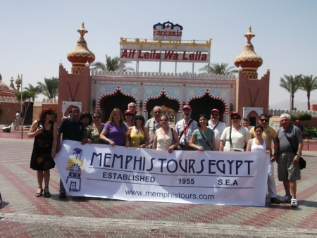 Alf Leila Wa Leila With Memphis Tours, Sharm