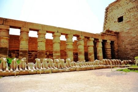 Temples of Karnak, Luxor