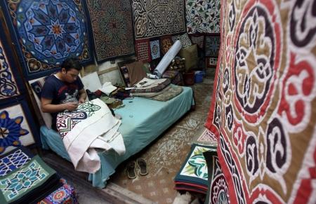 Al Khayamiya, Mercato dei Fabbricanti di Tende
