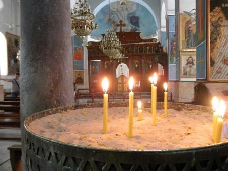 Chiesa di San Giorgio a Madaba