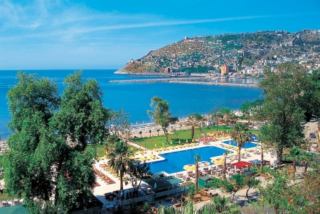 Alanya in Turkey