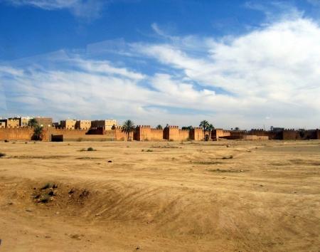 Sahara of Souss-Massa
