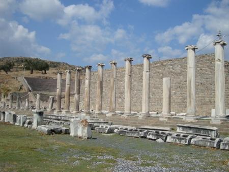 Excursão para Bergama