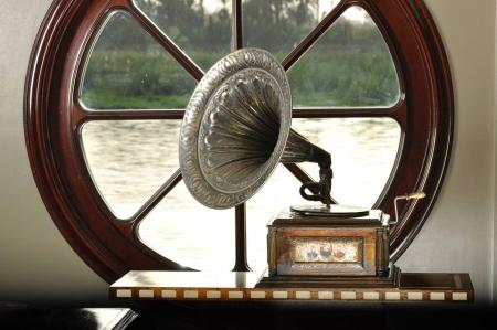 SS Misr Antique