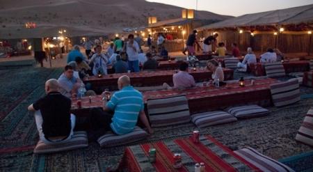 Barbeque Dinner in Bedouin Tent - Hurghada