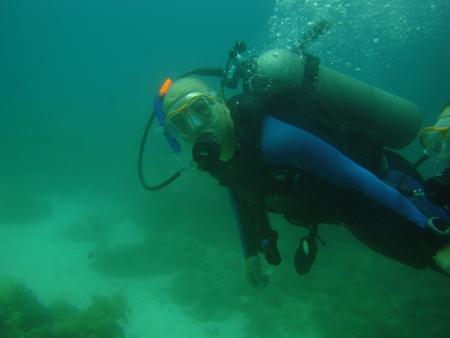 Introductory Diving experience in Ras Mohammed
