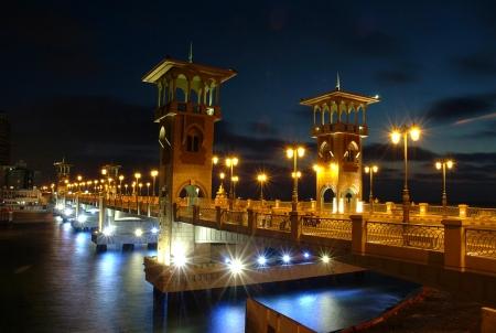 Ponte di Stanley, Alessandria