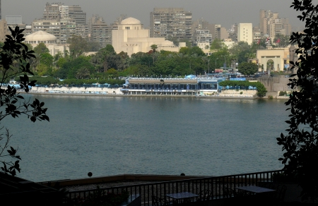 Cairo Opera House Amazing Nile View