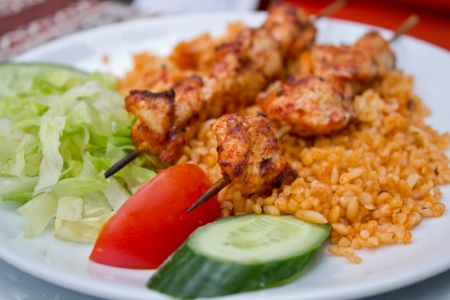 Meat Dishes and Kebabs