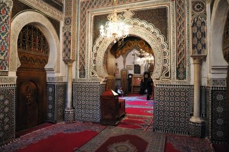 Día 3 : El Mausoleo (Zaouia) de Mulay Idrís II