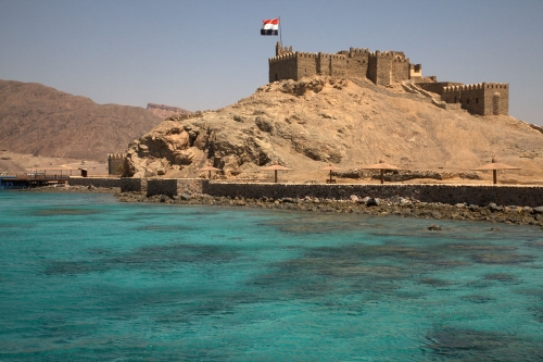 Island of the Pharaoh, Red Sea
