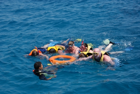 Snorkeling Experience in Ras Mohamed, Sinai