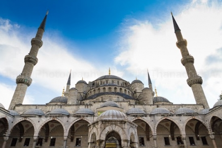 Turkey Vacation Holiday during Easter