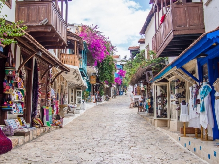 Shopping in Kas
