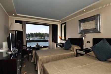 Mövenpick Sunray Nile Cruise Cabin