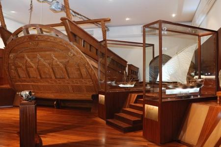 Maritime Museum in Oman