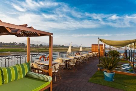 MS Mayfair Nile Cruise Sundeck