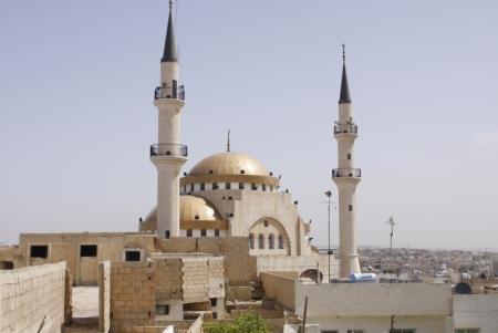 Mosque of Jesus Christ in Madaba