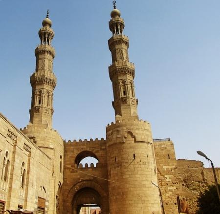 Bab zwayla in Cairo