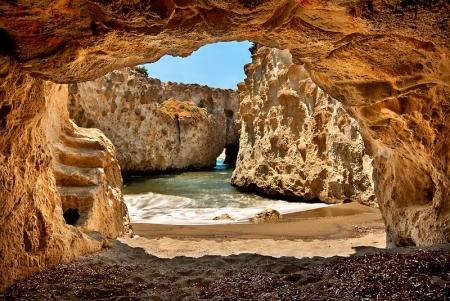 Le Grotte di Ercole, Tangeri