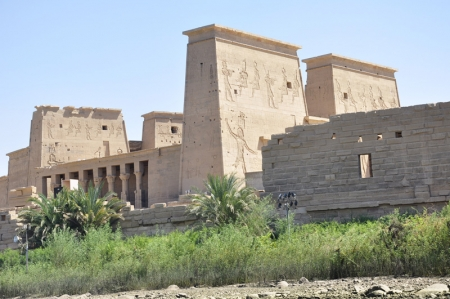 Isis Temple, Aswan