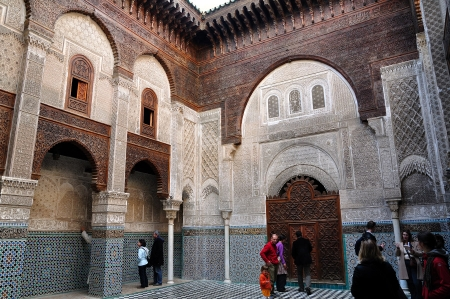 La Madrasa Attarine .