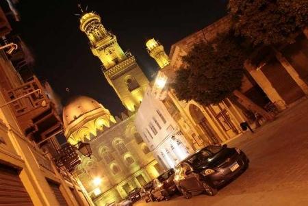 La rue Al-Muizz Al-Deen