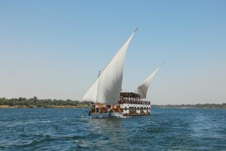 Merit Dahabiya Nile Cruise