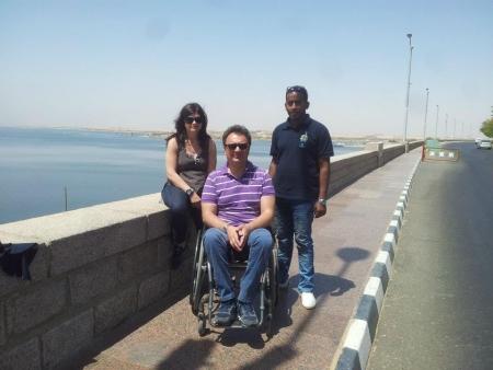 Barrierefreier Urlaub in Kairo