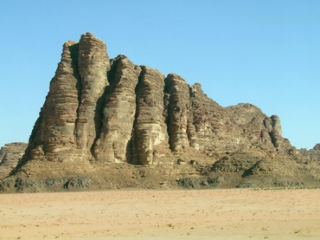Wadi ArRawdha of Oman
