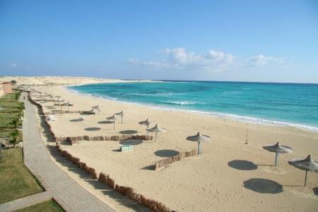 El Alamein Sea - Egypt