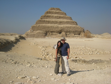 The Step Pyramid of King Djoser