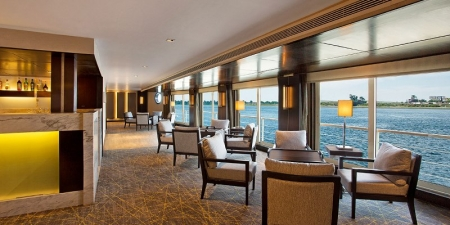 The Oberoi Philae Nile Cruise Bar