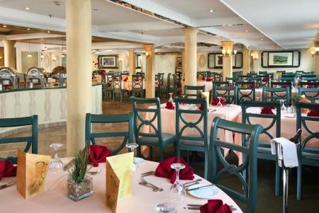 Sonesta Moon Goddess Nile Cruise Restaurant