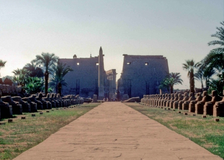 The Valley of The King, Luxor